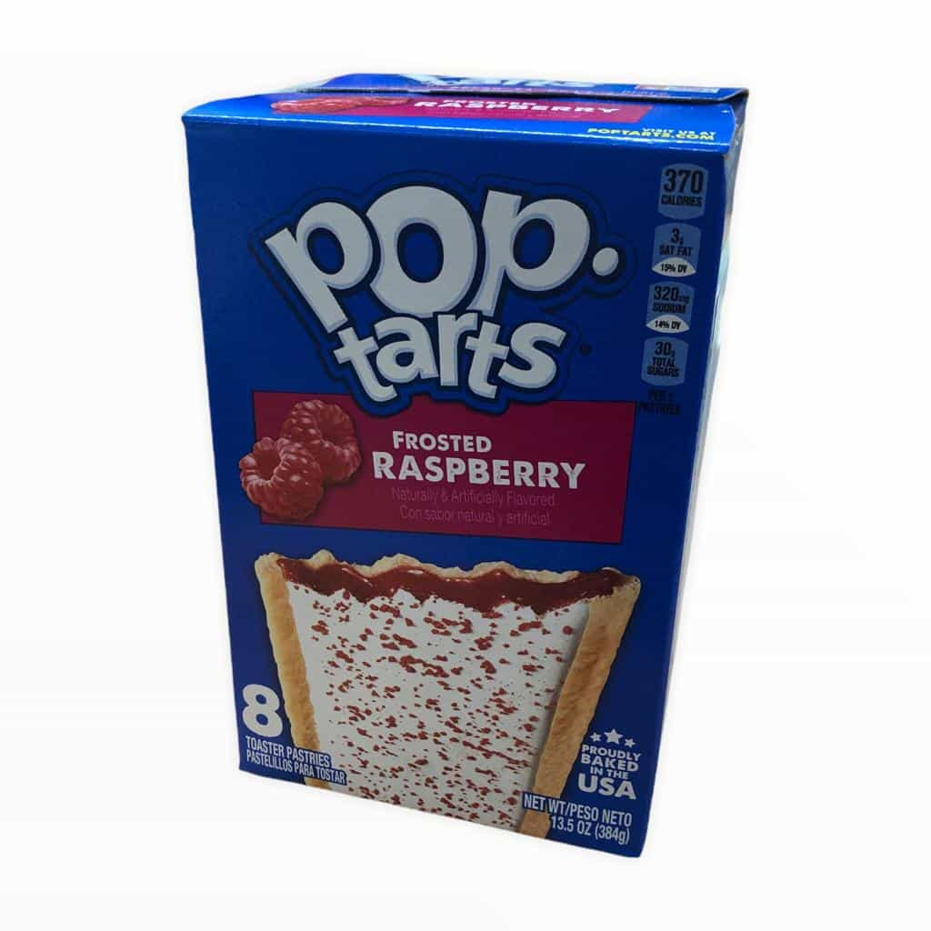 Poptarts - Frosted Raspberry - 8er - 384g