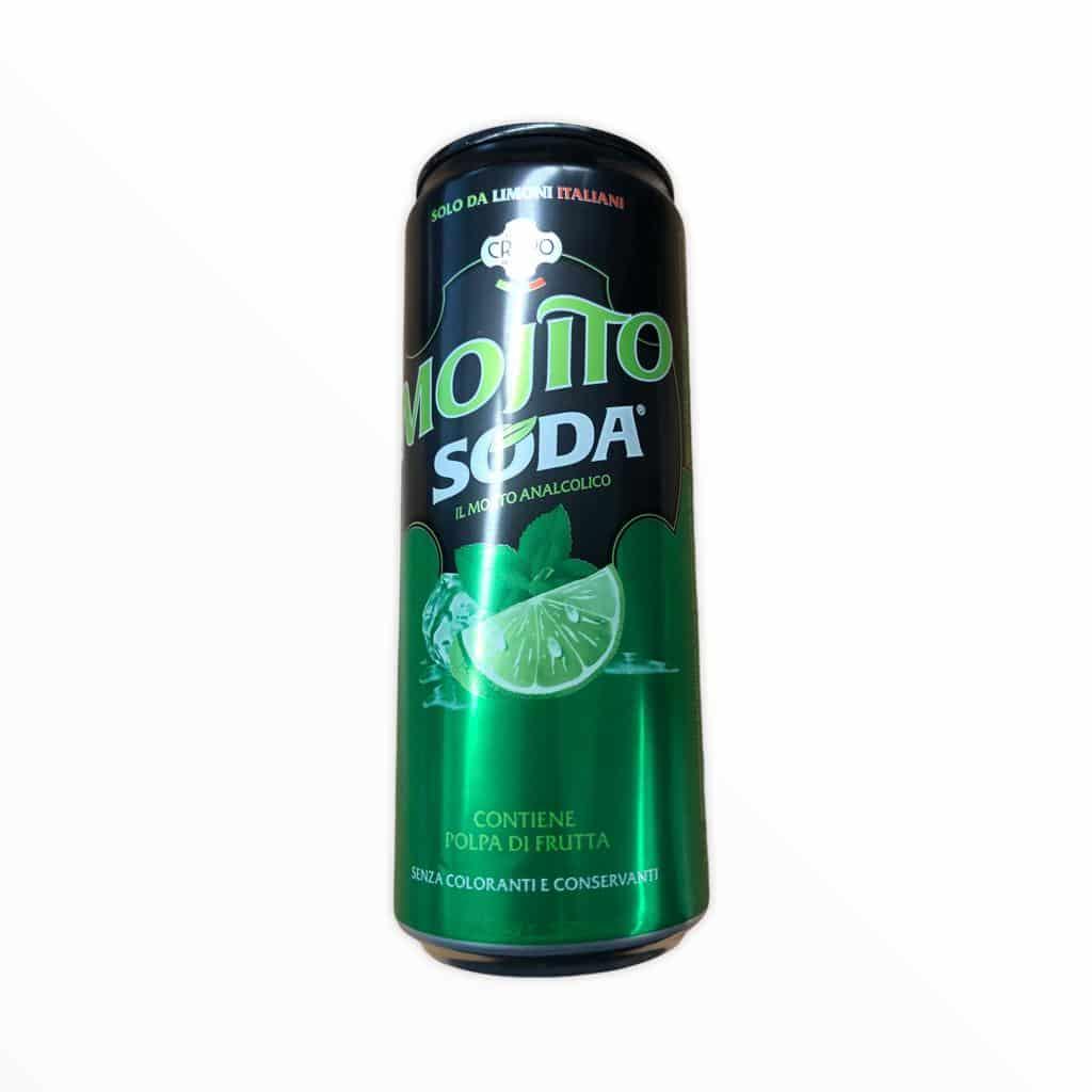 Terme di Crodo Mojito Soda 0,33l