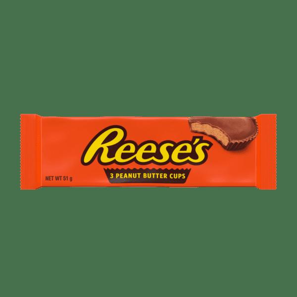 3er Packung Reese's XXL-Peanut Butter Cups 51g