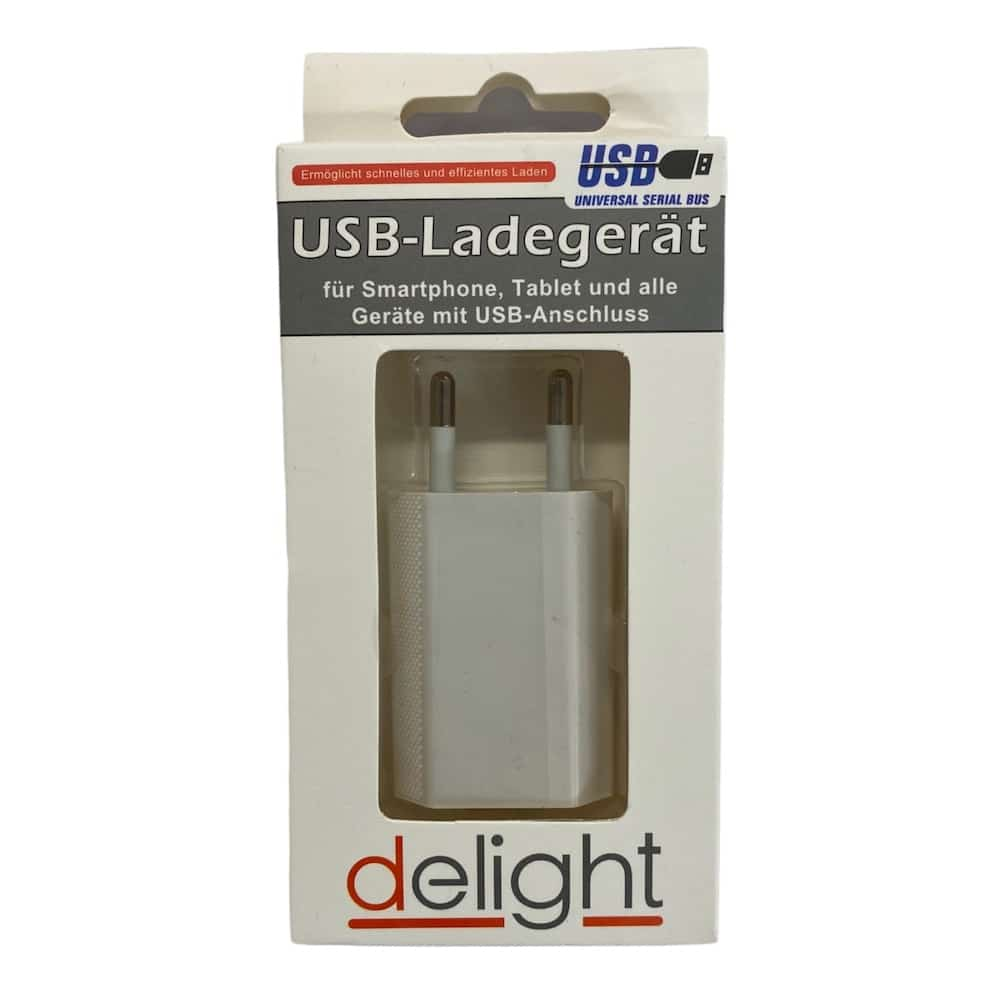 USB-Ladestecker
