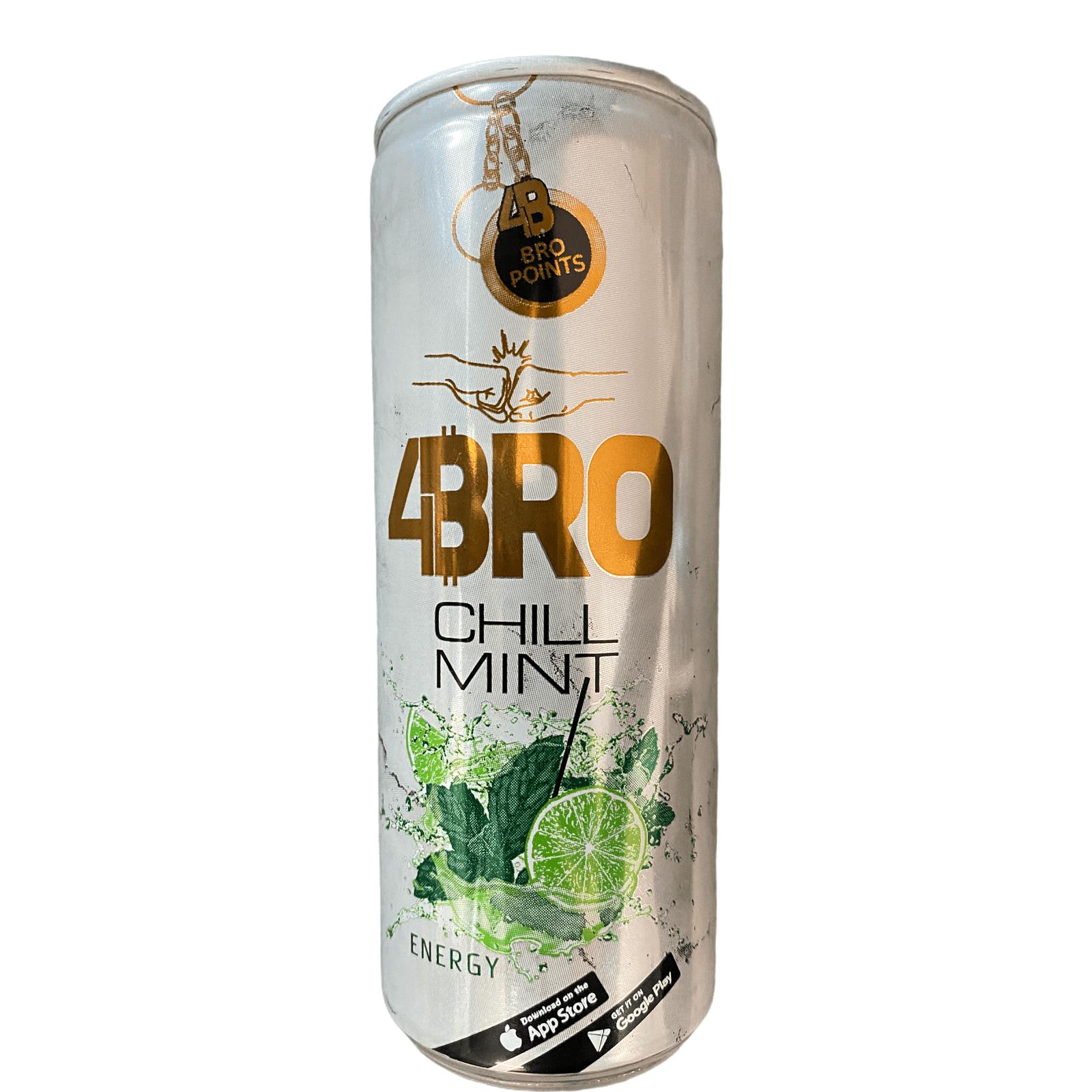 4Bro Chill Mint Energy 0,25l