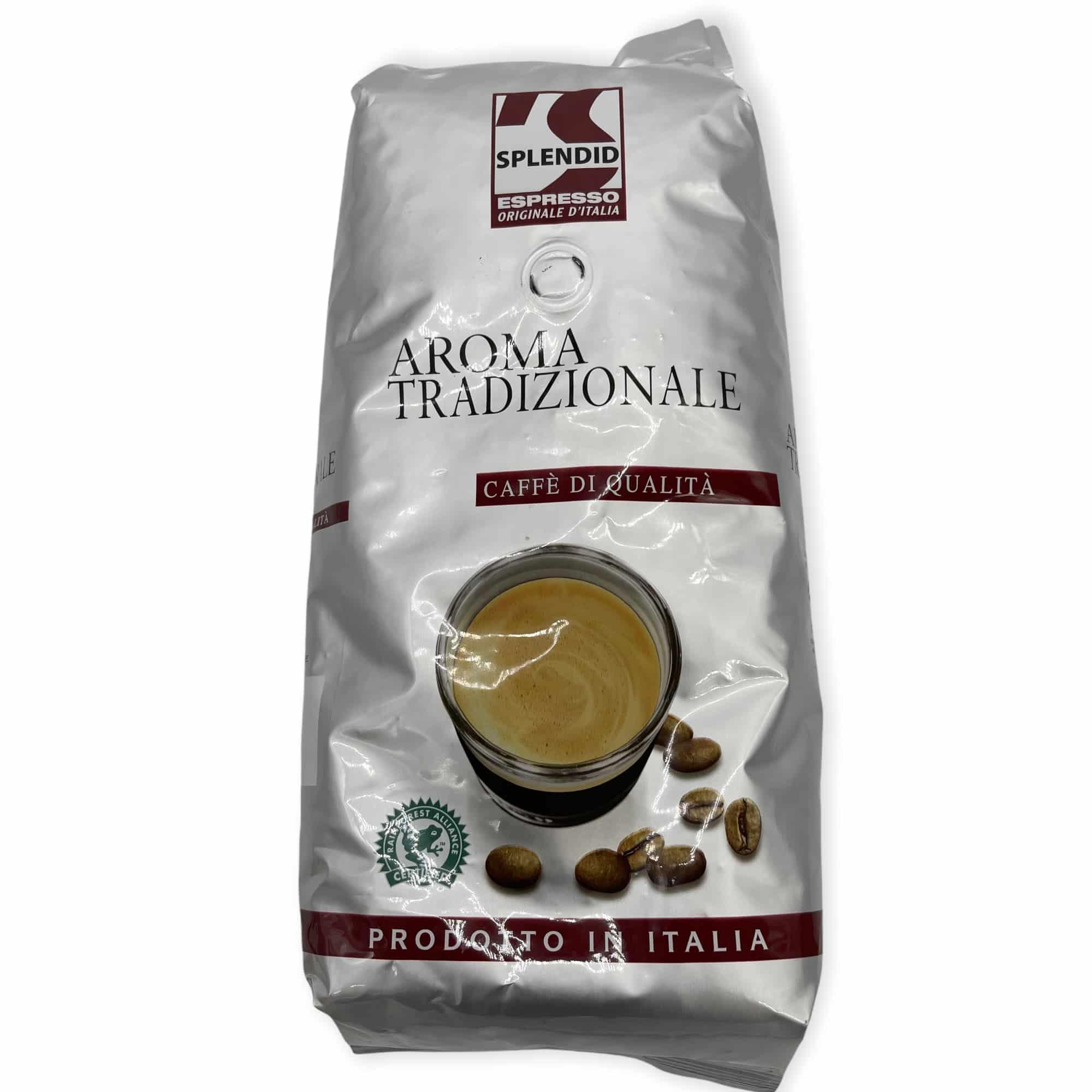 Bohnenkaffee Espresso Aroma Tradizionale 1 kg