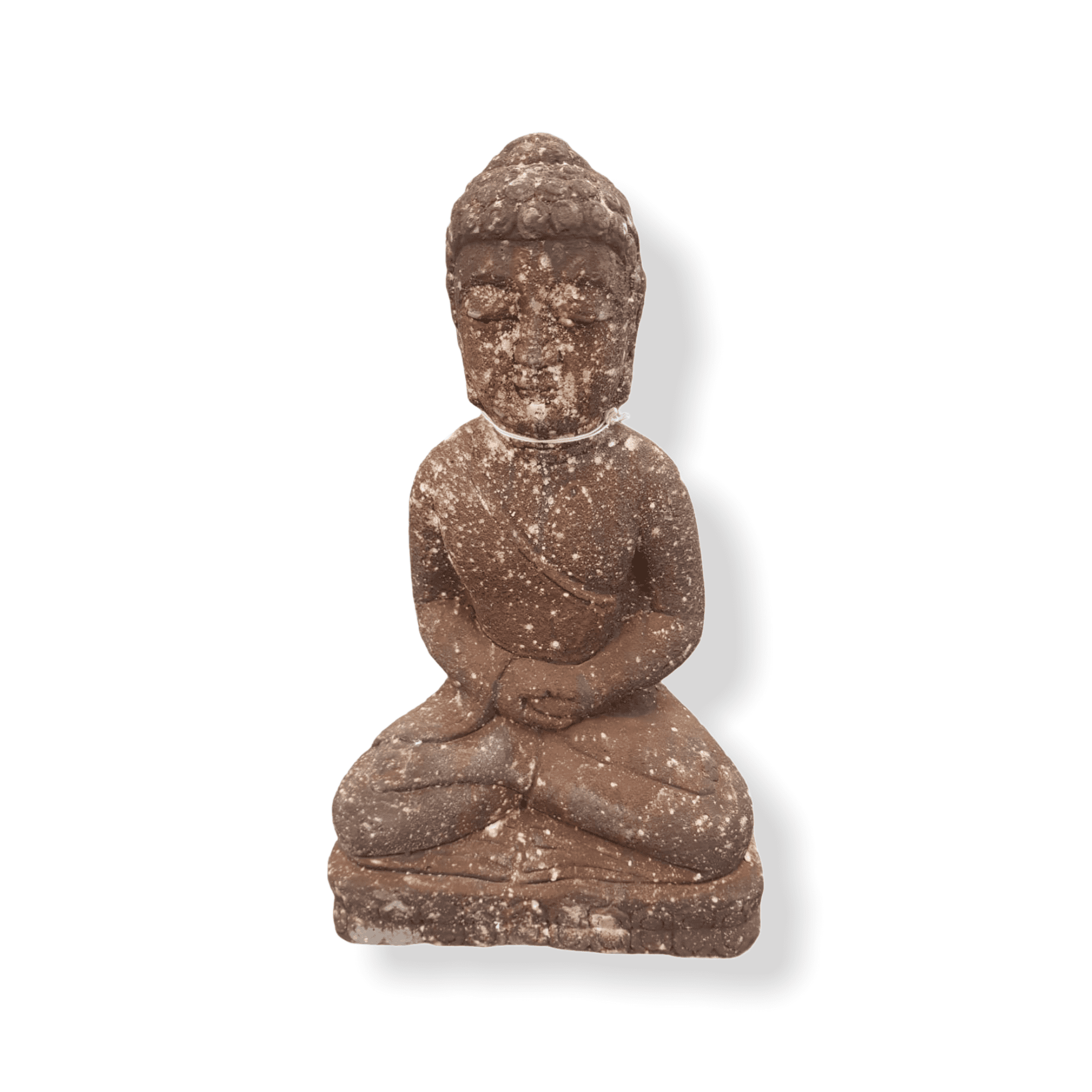 Buddha im Shabby-Chic-Look