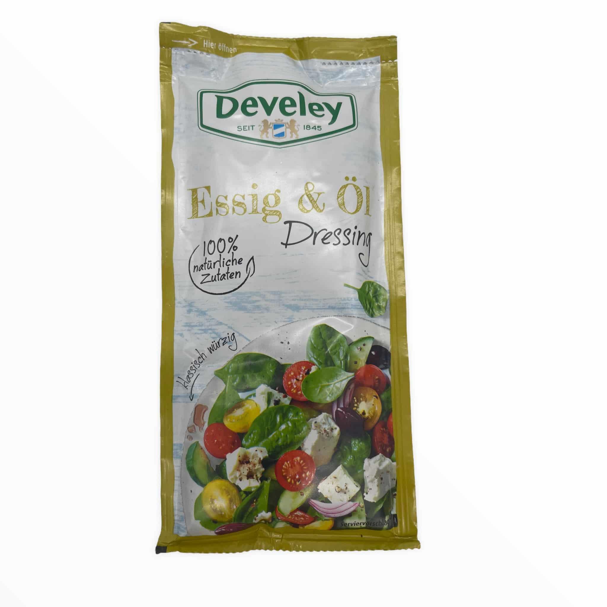 Develey Salatdressing 75 ml