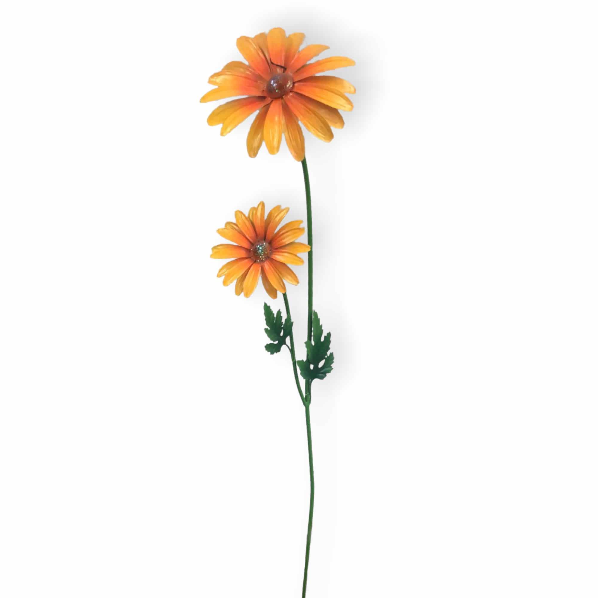"""Gartenstecker """"Kronenwucherblume"""""""