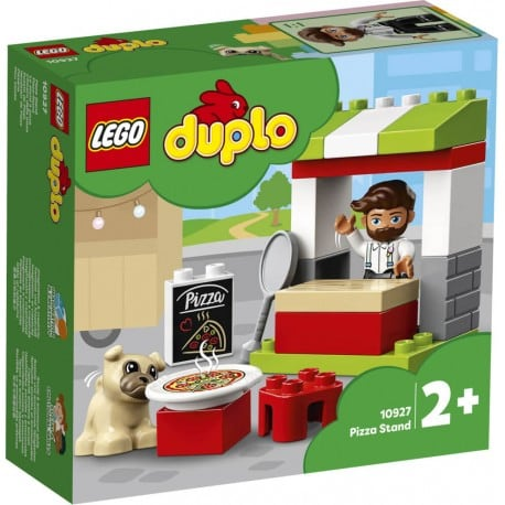 """Lego Duplo """"Pizza Stand"""" - 10927"""